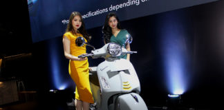 Piaggio Indonesia Vespa GTS Super Tech 300