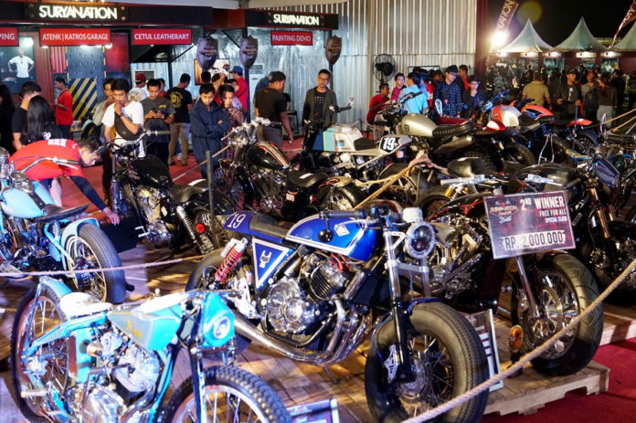 Suryanation Motorland Battle 2019 ke empat