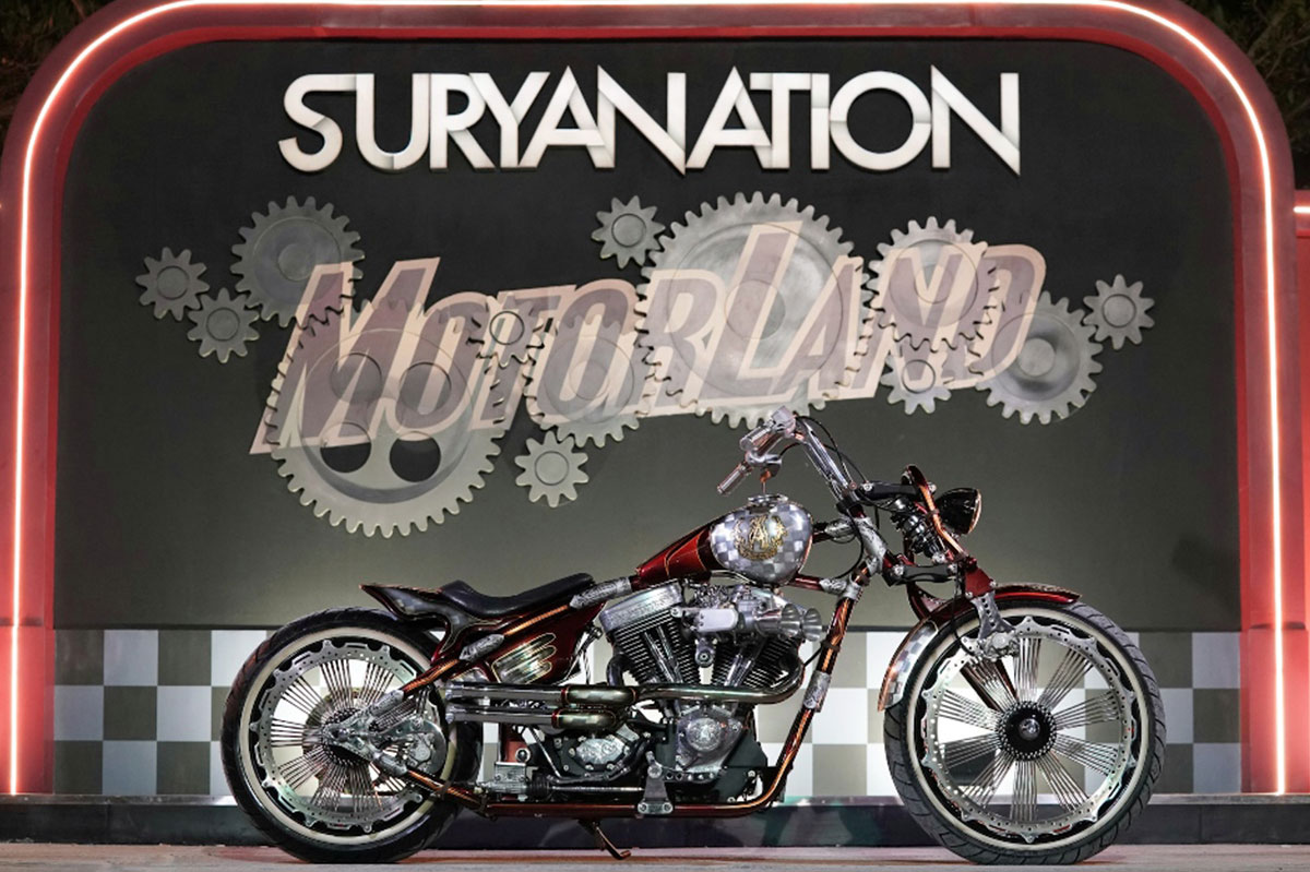 Suryantion Motorland Battle Makassar 2019