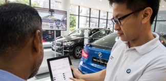 BMW Indonesia Virtual Product Presentation