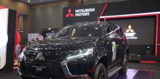 MItsubishi Pajero Sport Rockford Fosgate Black Edition