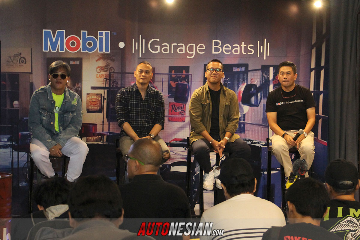 Mobil Lubricants Indonesia Garage Beats