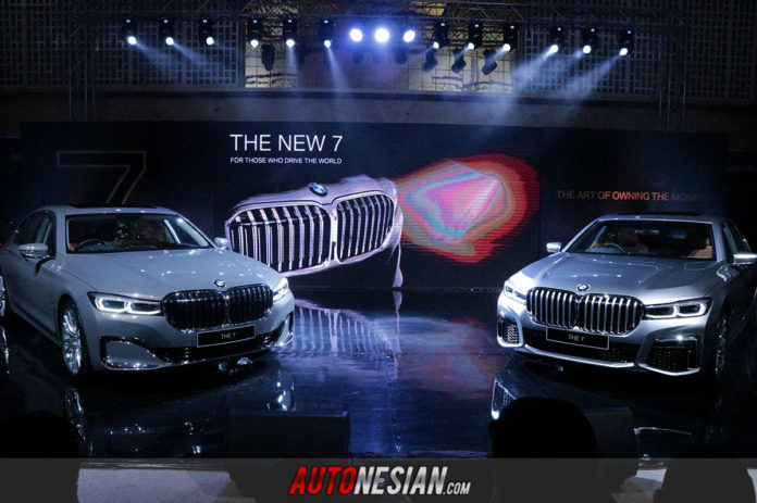 New BMW 7 Series 2019 Indonesia