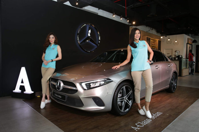 New Mercedes A-Class Indonesia