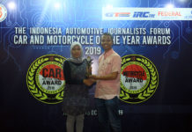 Forwot Motorcycle of the year 2019 Honda Adv150