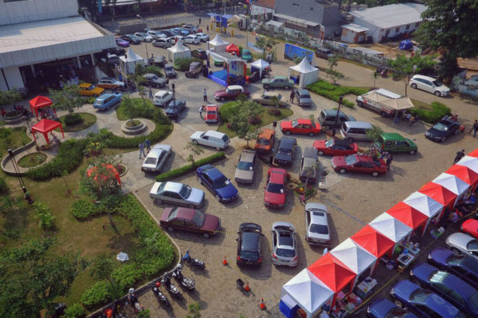 mobil perancis Saturday French Automobile Meet-up Indonesia