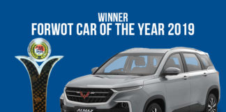 wuling almaz forwot car of the year 2019