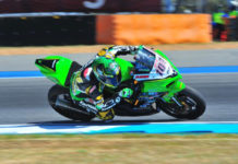 AM Fadly Kawasaki Ninja Asia Road Racing Championship