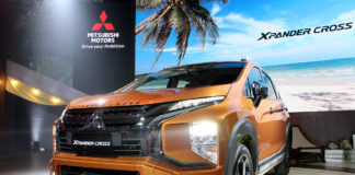 Mitsubishi Xpander Cross Indonesia