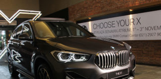 The New BMW X1 Indonesia