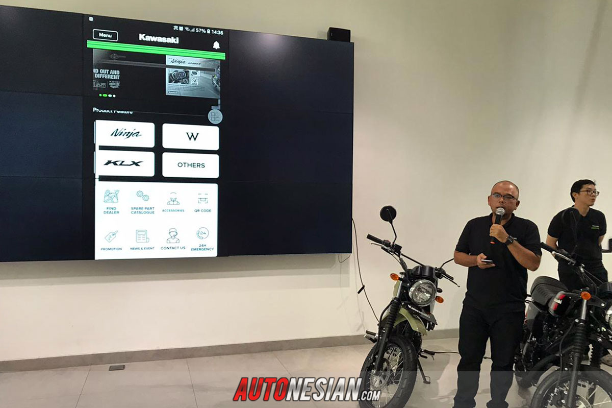 kawasaki indonesia mobile apps
