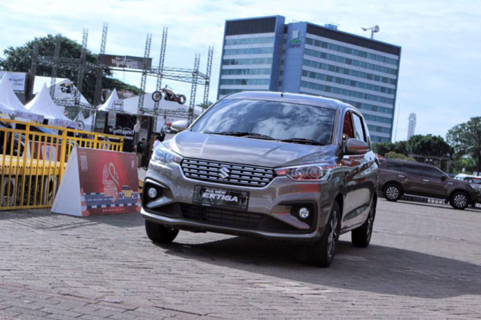 All New Suzuki Ertiga Asean Ncap