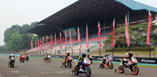 Honda CBR Race Day 2019