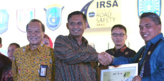 Indonesia Road Safety Award IRSA Adira Insurance 2019