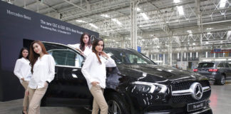 New Mercedes-Benz GLE Indonesia