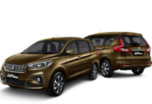 All New Suzuki Ertiga MY2020