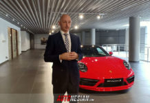 Jason Broome Porsche Indonesia