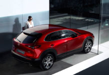 All New Mazda CX-30