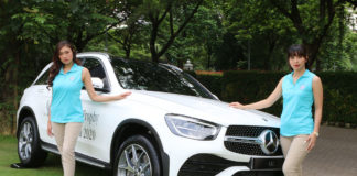 Mercedes-Benz MercedesTrophy Indonesia 2020