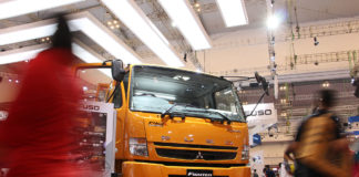 Mitsubishi Fuso Fighter FN 62 L