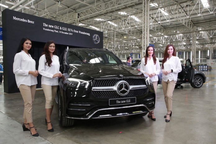 The new mercedes-benz gle indonesia