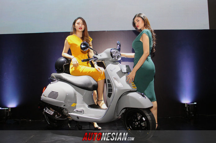 Vespa GTS Super Tech 300 Piaggio Indonesia
