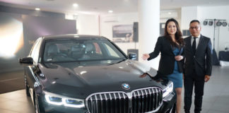 the new bmw 7 series indonesia
