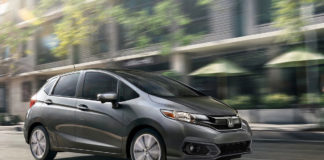 All New Honda Fit MY2020