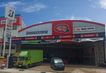 Bridgestone Truck Tire Center Indonesia