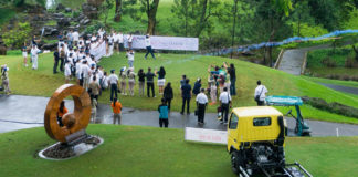 Mitsubishi Fuso Golf Invitation