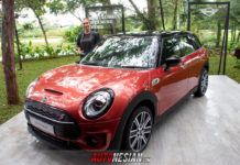 New MINI Clubman Indonesia