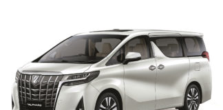 New Toyota Alphard Indonesia MY2020