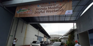 honda mobilio joyful Weekend