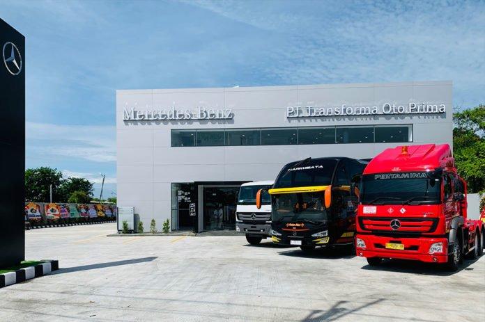 Daimler Mercedes-Benz Surabaya