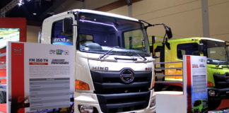 Hino Indonesia FM 350 TH