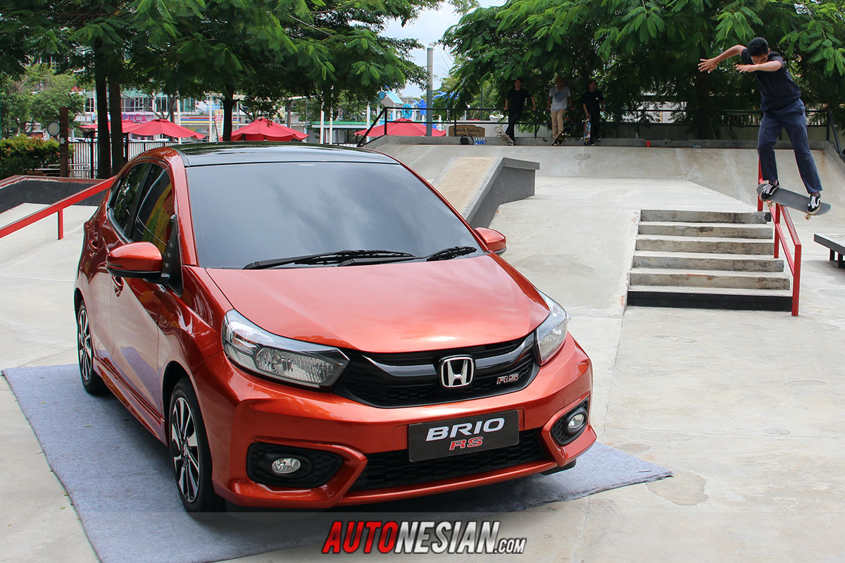 Honda Brio RS Indonesia