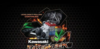 Kawasaki Bike Week 2020