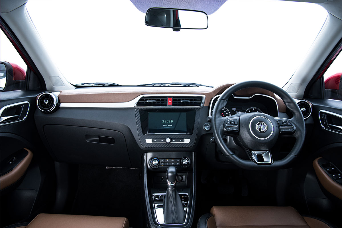 MG ZS Interior Indonesia