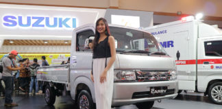 New Suzuki Carry Luxury