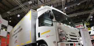 Isuzu Indonesia ELf GIICOMVEC 2020