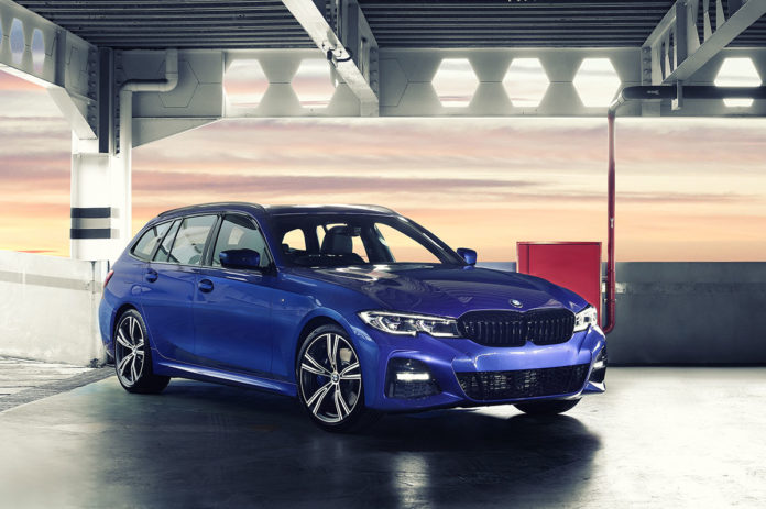 All-new BMW 320i Touring M Sport