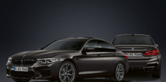 BMW M5 Edition 35 Years Indonesia