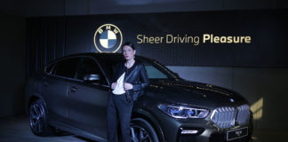 New BMW X6 xDrive40i M Sport Indonesia