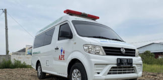 DFSK Super Cab Ambulans