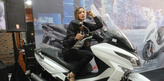Kymco X-Town 250i Indonesia