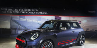 MINI John Cooper Works GP Indonesia