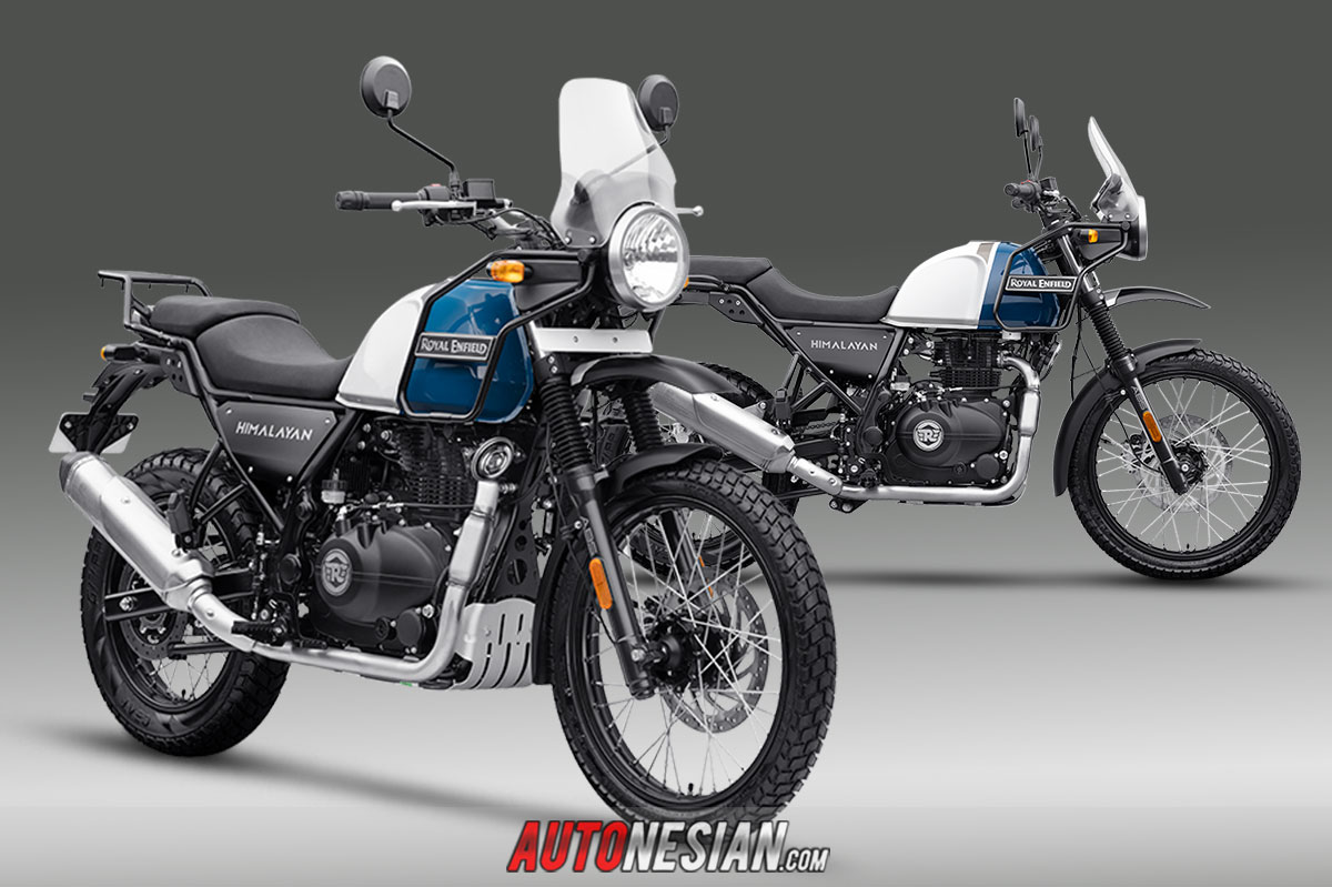 New Royal Enfield Himalayan Indonesia