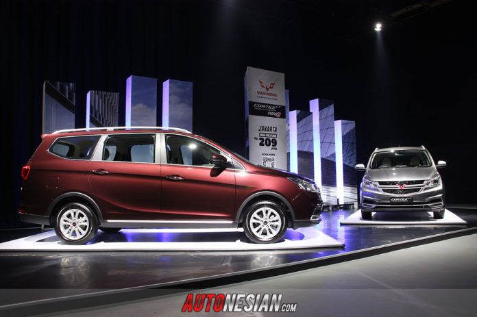 Wuling Cortez CT S Indonesia On Site Review