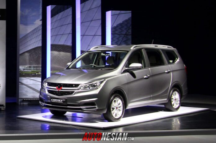 Wuling Cortez CT Tipe S Indonesia