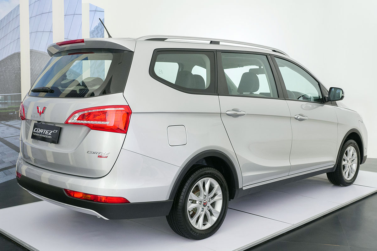 Wuling Cortez CT Type S Indonesia